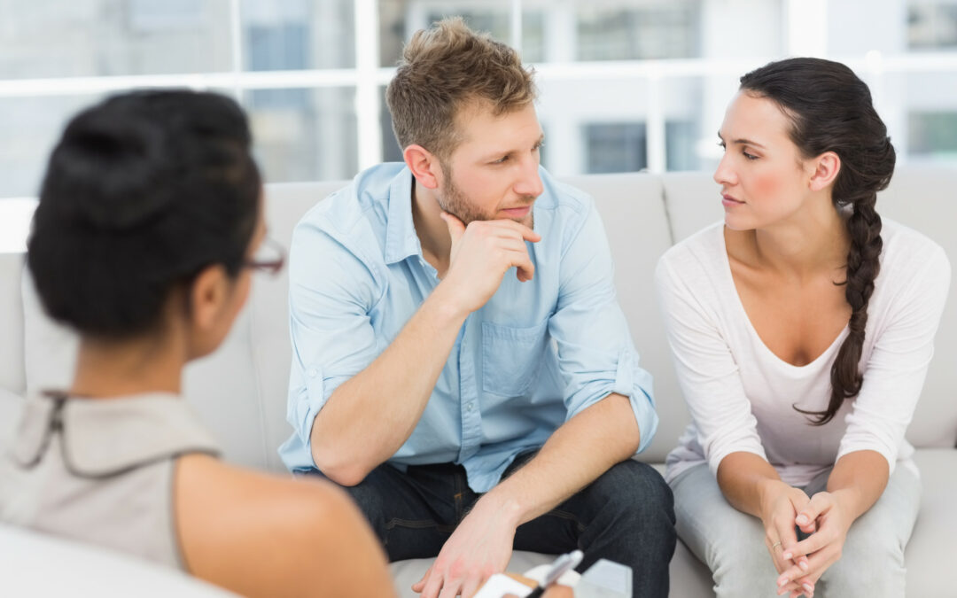 how does marriage counseling work
