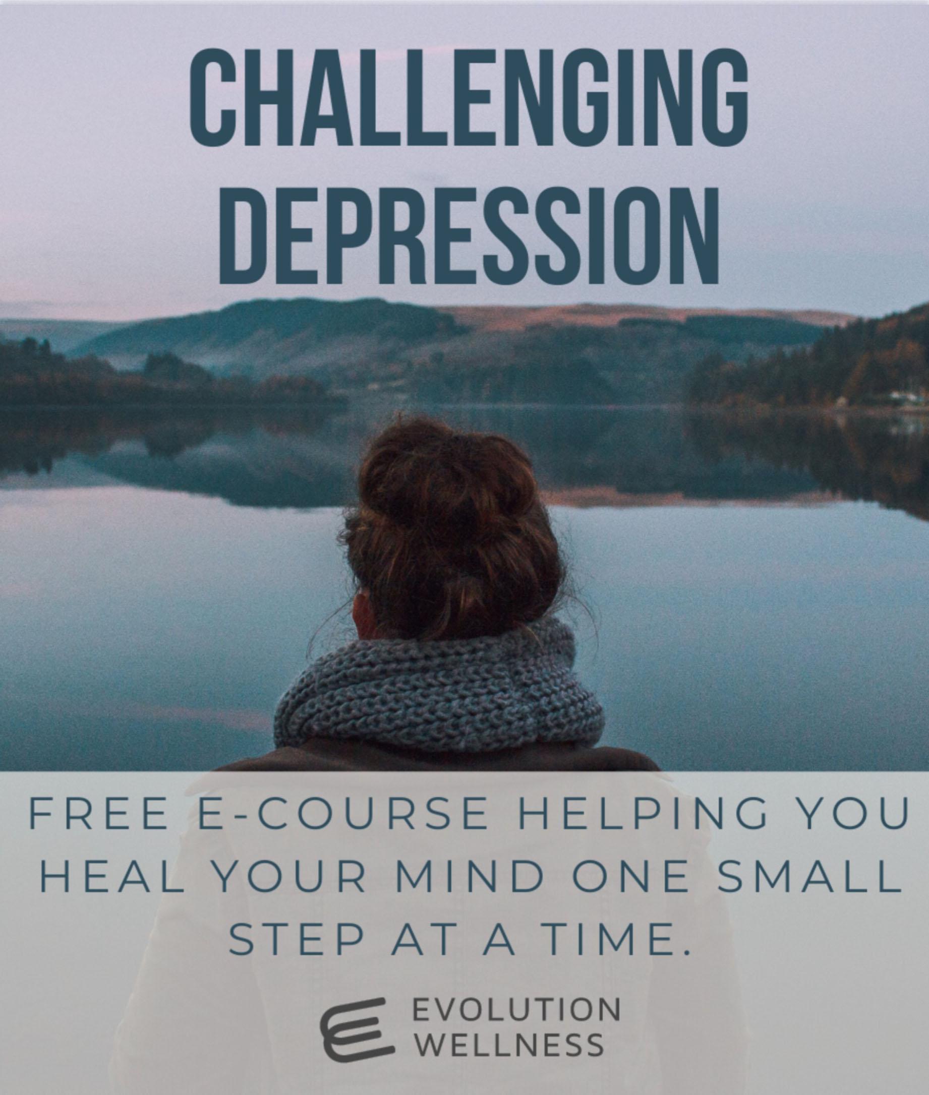 Depression-Free-E-Course